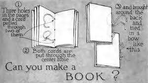 making and binding books