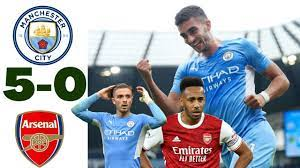 Manchester City vs Arsenal 5-0 | Goals and Highlights [Reactions] | Arteta  To Be Sacked?