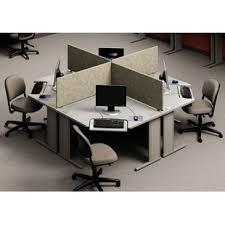 office desk cubicle. Fine Desk WorkZone Stand Alone Corner Curvilinear Worksurface By KI Furniture Inside Office Desk Cubicle A