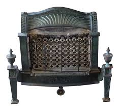 screens covers federal style cast iron gas fireplace insert