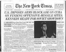 obama s n missile crisis moment bookworm room obama s n missile crisis moment just by way of contrast from obama s favorite paper of record