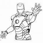 Disegni Da Colorare Iron Man Bella Disegni Da Colorare Pigiamini