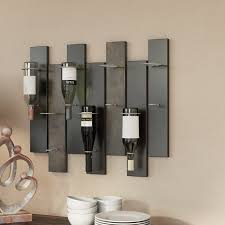 long wall wine rack. Beautiful Wall Arakaki 7 Bottle Wall Mounted Wine Rack And Long A