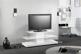 fabulous modern tv stands for flat screens tv cabinets with doors page 2 modern glass corner