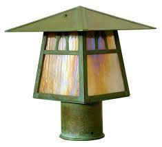 Arroyo Craftsman Post Lights