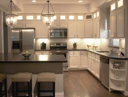 Traditional Kitchen Kitchen Traditional Kitchen Ideas With Brown Island Also White