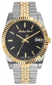 Купить Мужские наручные <b>часы Mathey</b>-<b>Tissot</b> - H810BN | «ТуТи ...