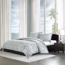com echo design mini la duvet cover set king blue home kitchen