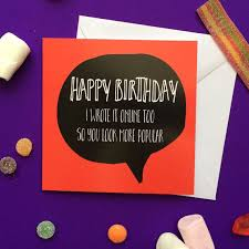 Free teen birthday card