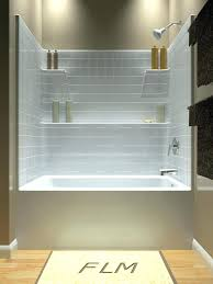 replace bathtub shower removing bathroom stall tub with and one piece another diamond option more shelf space nearest distributor bathtubs