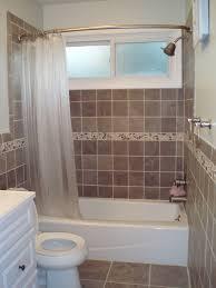 Very Small Bathtubs bathroom brown tiles bathroom wall themes with rectangle white 7263 by uwakikaiketsu.us