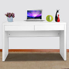 home office desk white. Laptop PC Computer Desk Desktop Table Workstation With Drawer White Home Office