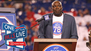 Bruce Smith Joins One Bills Live