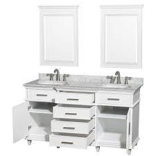 60 inch bathroom vanity double sink. White 60 Inch Bathroom Vanity Double Sink Z