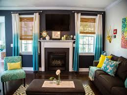 Turquoise And Brown Living Room Decor Coral Accents Living Room Turquoise And Brown Living Room