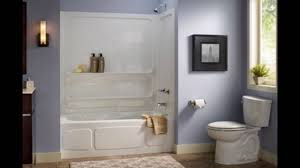 Shower Combo Standard Bathtub And Shower Combo Youtube