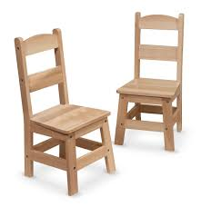 wooden chairs for kids melissa u0026 doug wooden chairs set of 2 these two rcykqsc