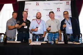 Kevin Sass (Halter Ranch Vineyard), David Parrish (Parrish Family  Vineyard), Moderator Matt Kettman (SB Independent, Wine E…   Wine  enthusiast, Paso robles, Seminar
