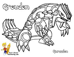 Genuine Legendary Pokemon Pictures To Print Coloring Pages Mega Exs