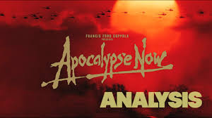 apocalypse now analysis part one
