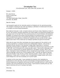Davidson College Cover Letter Guide. Wasserman Cover Letter Best ...
