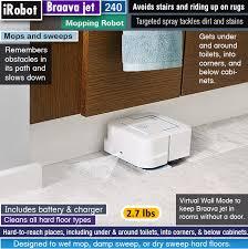 roomba vacuum and mop. Unique Mop IRobot Braava Jet 240  Best Robot Mop Roomba Throughout Roomba Vacuum And Mop 0