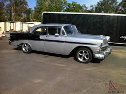Chevy 4 Door Hardtop Belair 56 Chevrolet Hardtop Belair in QLD