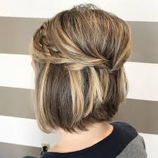 Straight Or Curly Hair For Wedding Guest Short Curly Hair