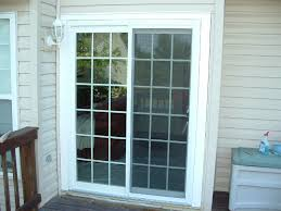 good how to secure sliding glass doors as doggie door for sliding glass door