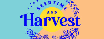 Seedtime And Harvest Alined Design