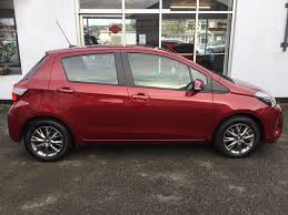 Used Toyota Yaris VVT-I ICON TECH | County Down