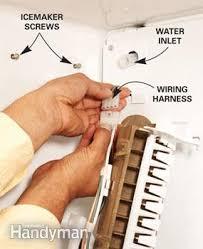 maker repair tips Whirlpool Ice Maker Wiring Harness ice maker repair tips whirlpool ice maker wiring harness adapters