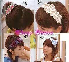 Crochet Flower Pattern For Headband Extraordinary Crochet Flower Headband Patterns Make Handmade Crochet Craft