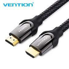 Cáp HDMI chuẩn 2.0 bọc lưới hỗ trợ 4K 60Hz chính hãng VENTION - VAA-B05 -  BEN giá cạnh tranh