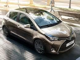 new car launches in japanNewGeneration Toyota Yaris Launched In Japan  DriveSpark
