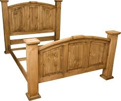 rustic furniture pics. Rustic Wood King Bed Furniture Pics
