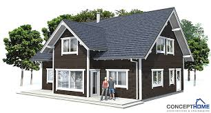 Affordable Home Plans Affordable Home CH40Affordable House Plans To Build