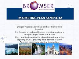 travel agency marketing plan hs285 marketing management ppt download