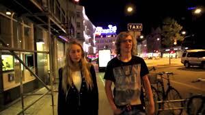 Vesterbro Red Light District Copenhagen Hooker Night