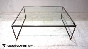 round metal coffee table with glass top for inspiring round metal coffee table with glass top