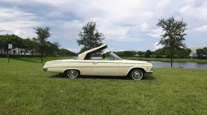 1962 Chevrolet Impala SS 409/409 owned by