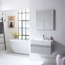 Bathroom Cabinet With Shaver Point Tavistock Nook Double Door Led Mirror Cabinet 650 X 700 With
