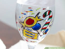 aid877964 v4 728px paint wine gl step 11 for glassware image titled home design 12