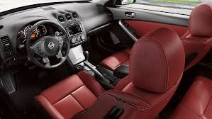 nissan altima 2012 black interior. nissan altima coupe interior with red leather seats 2012 black i