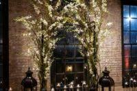 indoor wedding arches. 30 winter wedding arches and altars to get inspired indoor t