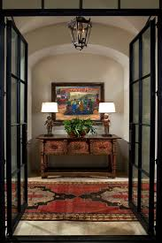 Beautiful Spanish Colonial entry on this Candelaria Design ~ Wiseman Gale  home