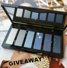 may giveaway deborah milano smokey eye palette