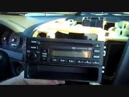 how to kia sorento car stereo removal 2003 2006 repalace repair how to kia sorento car stereo removal 2003 2006 repalace repair cd