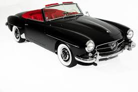 New listings are added daily. 1961 Mercedes 190sl Black Gorgeous Red Leather