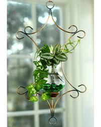 plant rooters starters hanging water gardens brass erfly stained glass